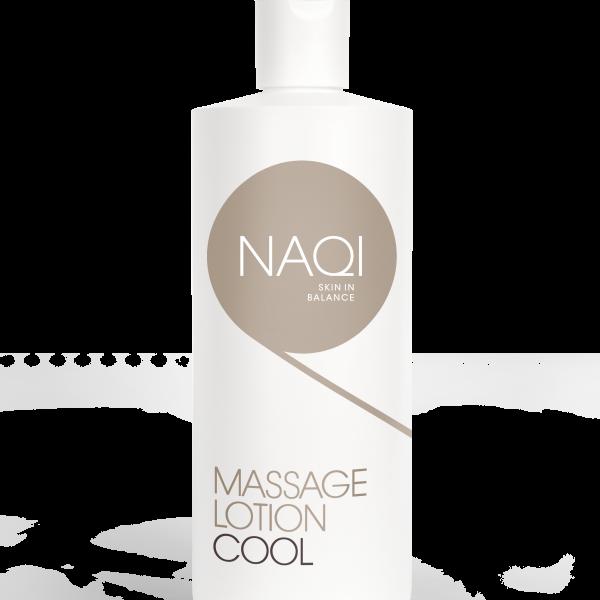 massage lotion cool