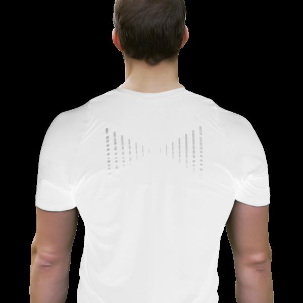 holdnings t-shirt hvid